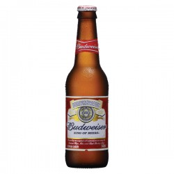 Budweiser long Neck 343 ml